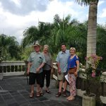 arriving at Payogan Resort -Ubud