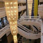 внутреннее убранство отеля