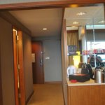 Mini bar with coffee & tea facilities