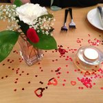 Valentines table ;)