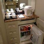 冷蔵庫とポット