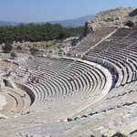 Ephesus - The main amphitheatre