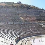 Ephesus - The main amphitheatre (all shows in 3D!)