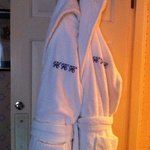 his and her bath robes the little touches to make your stay extra special
