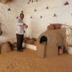 Home in Nubian village