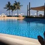al Bandar pool