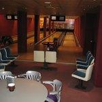 bowling kan je er ook hoef je hotel niet uit