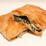 Spinach & Feta Cheese Pie (Μπουγατσα Σπανακι Τυρι)