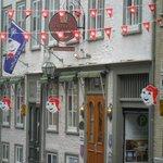 facade de l,hotel