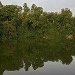 Lake Nkuruba )Bliharzia-free