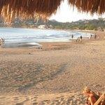 san jose del sur beach view