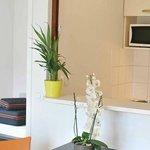 Park&Suites Confort Thonon Les Bains - Kitchen Corner