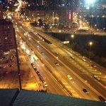 Vistas desde la planta 13 ( spa/bar terraza)