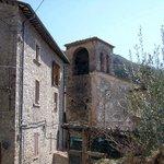 Precetto, Chiesa di Santo Stefano sede del Museo delle mummie