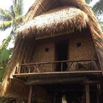 the Balinese Hut we stayed in