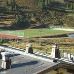 High altitude training ground