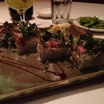 Lakanilau Sushi Roll (with wagu beef) $16.95