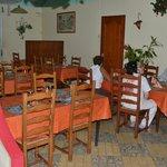 Le restaurant : cuisine  antillaise traditionnelle