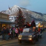 Fat Tuesday Parade in Crested Butte