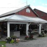 Our favorite nearby Mennonite farm market