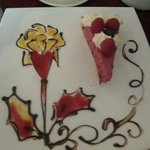 a beautiful creation by Thierry,  thank you, delicious!