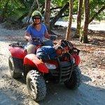 rented ATV