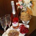 Bridal Suite Treats