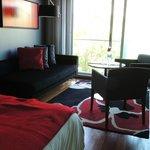 Schönes, geräumiges Hotelzimmer
