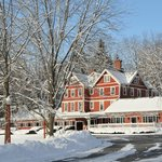 Inn in the Winter