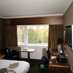 Our room, modern and presentable