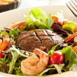 Portabella Shrimp Salad