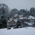 Wednesday morning snow