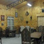 The Cowboy Lodge Meeting Room