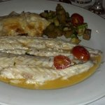 Branzini (Mediterranean sea bass)