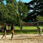 Beach Volleyball at Pearl Gardens