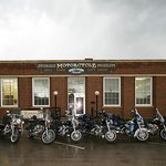 Located in the motorcycle mecca of the world!