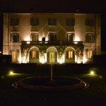 Villa La Vedetta at Night