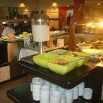 el buffet principal