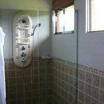 Modern bath facilities