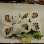 Spicy Tuna Roll - more rice than tuna