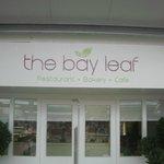Entrance to The Bay Leaf Restaurant.