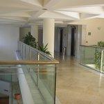 La Mer Hotel - Inside the hotel