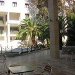 La Mer Art Hotel - In the garden