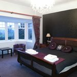 Brockingham Suite - enormous bed!