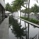 Restaurant Reflecting Pool