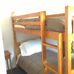 bunks in room 8