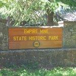Empire Mine State Park in Grass Valley, Ca.