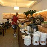 Breakfast Room of Tierra Viva hotel