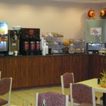 Breakfast Buffet Coffee Bar