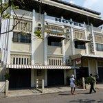 Hotel Pelangi Indah facade